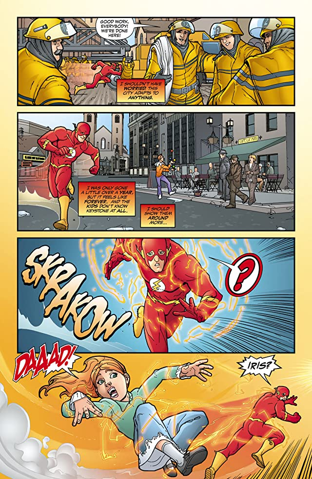 click for super-sized previews of The Flash (1987-2009) #234
