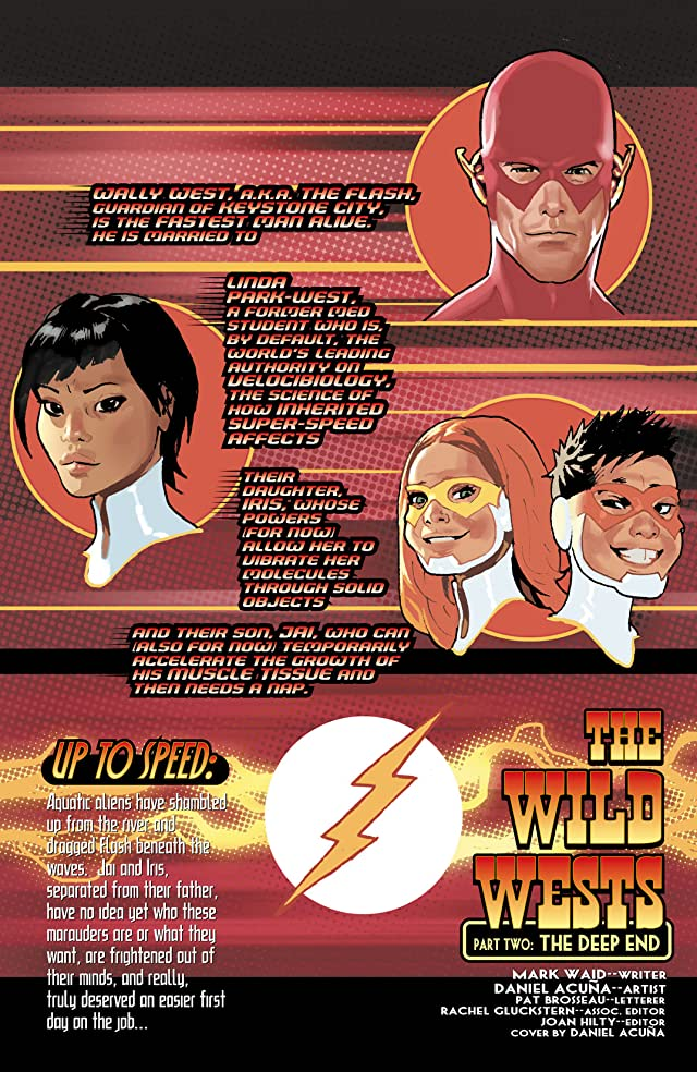 click for super-sized previews of The Flash (1987-2009) #232