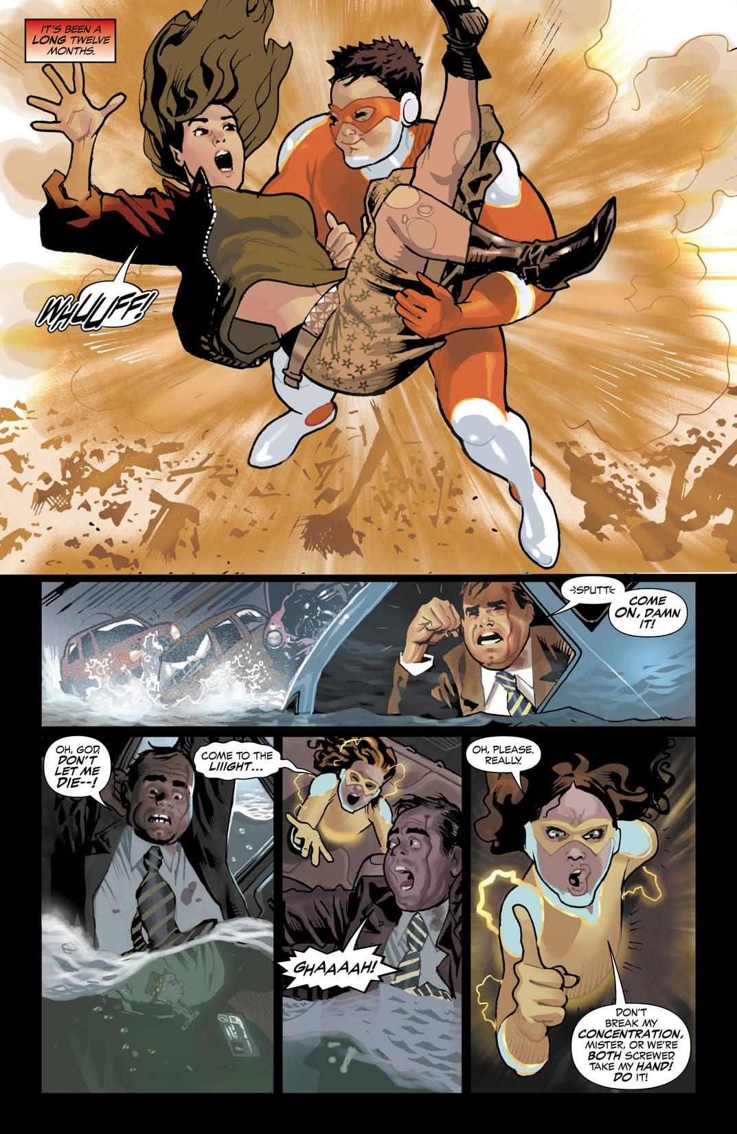 The Flash (1987-2009) #231