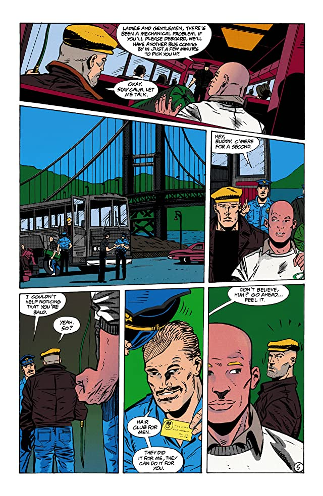 click for super-sized previews of Green Arrow (1988-1998) #91