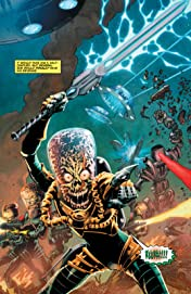 Mars Attacks #1