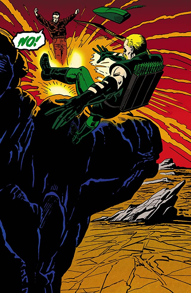click for super-sized previews of Green Arrow (1988-1998) #96