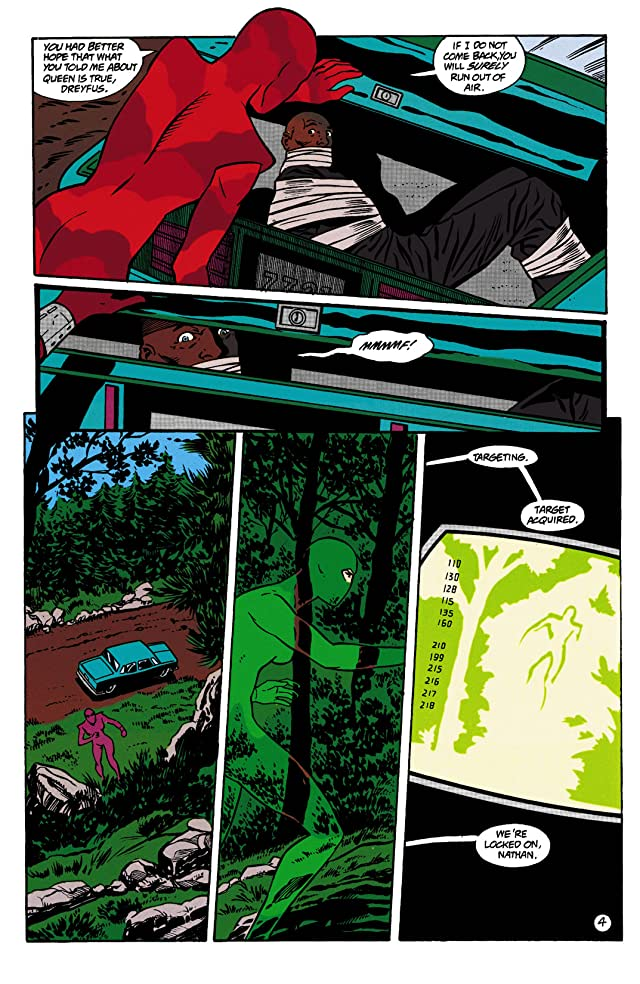 click for super-sized previews of Green Arrow (1988-1998) #98