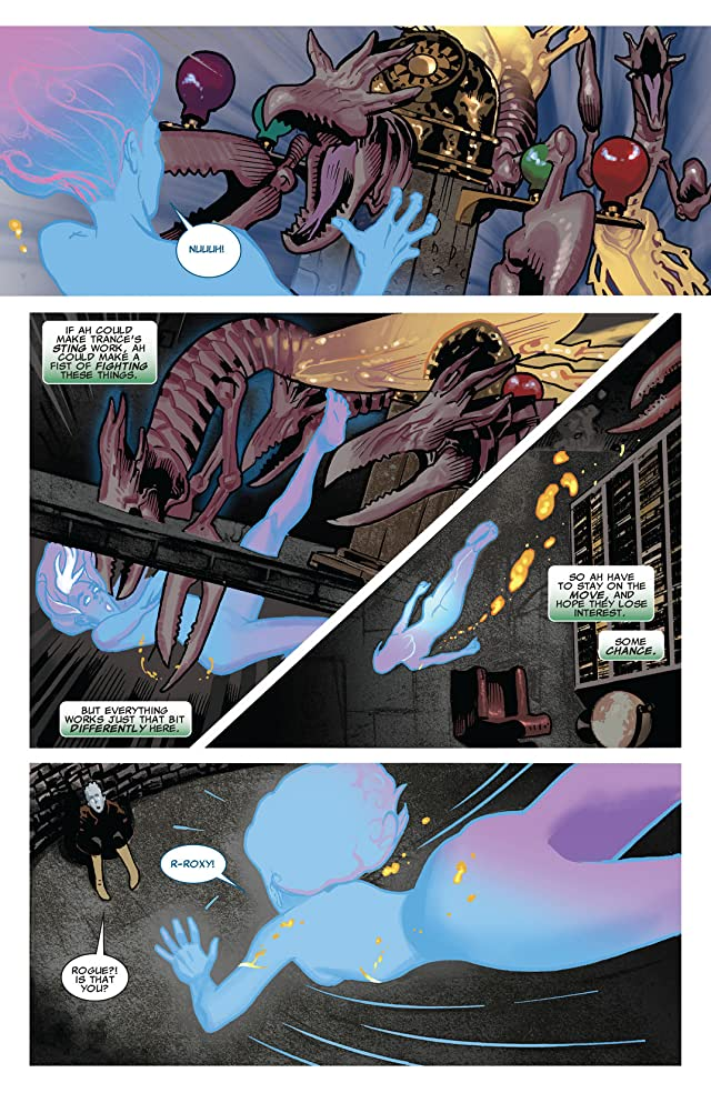 click for super-sized previews of X-Men: Legacy (2008-2012) #229