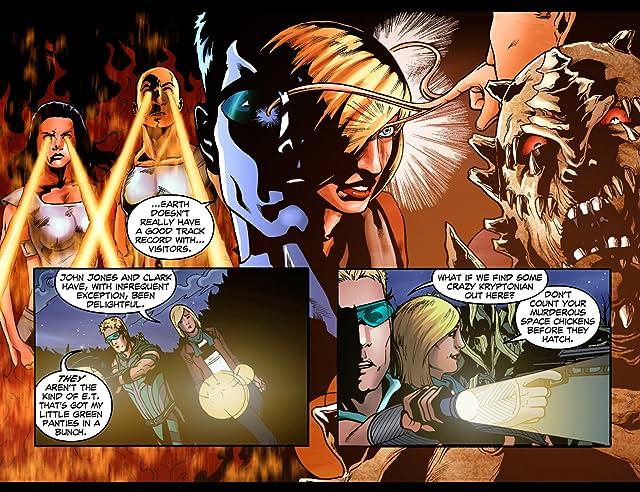 click for super-sized previews of Smallville: Season 11 #7