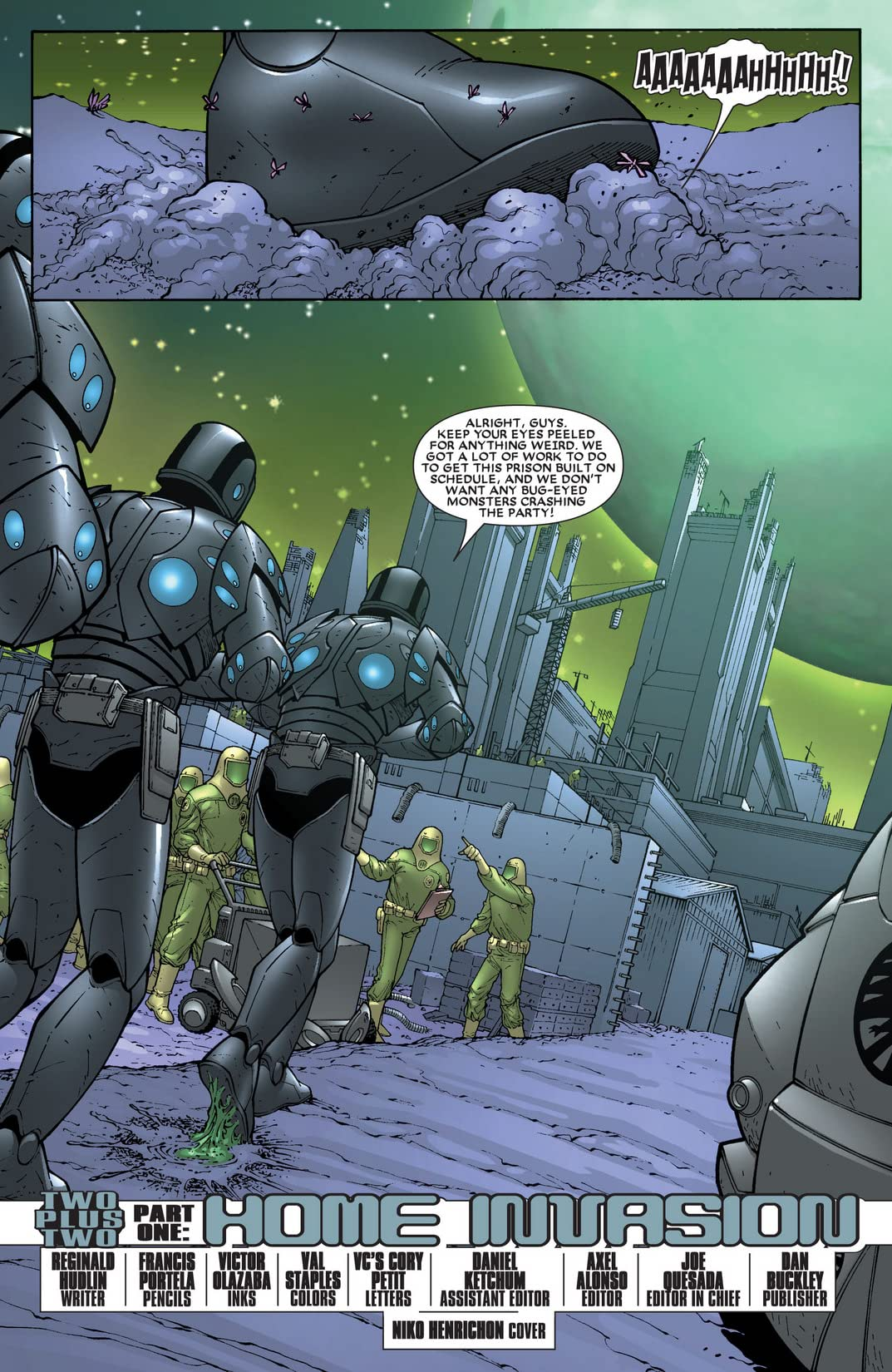 Black Panther (2005-2008) #26