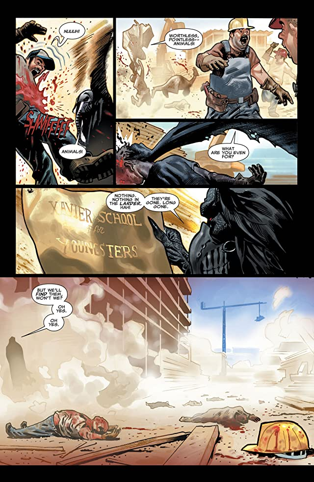 click for super-sized previews of X-Men: Legacy (2008-2012) Annual #1