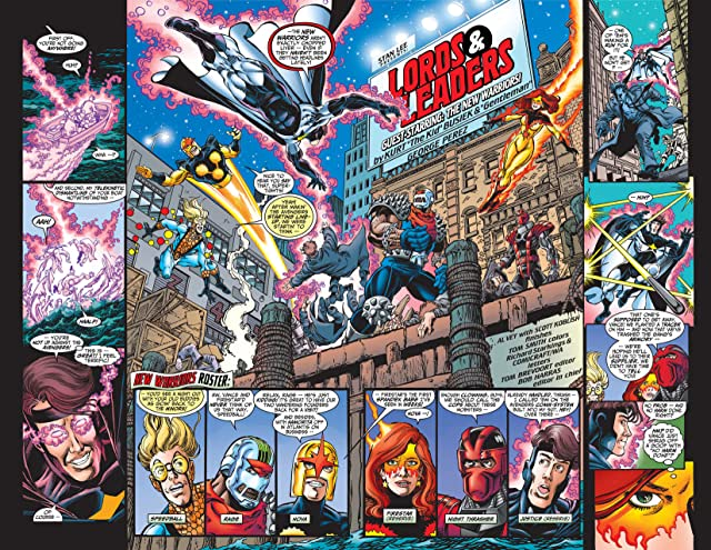 click for super-sized previews of Avengers (1998-2004) #13