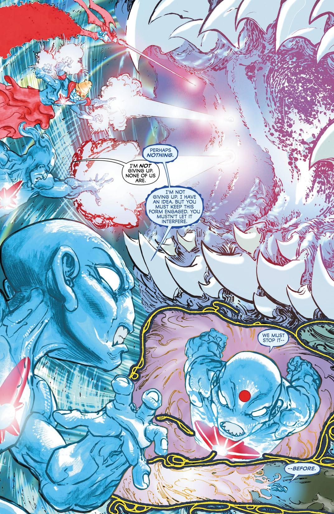 Captain Atom (2011-2012) #10