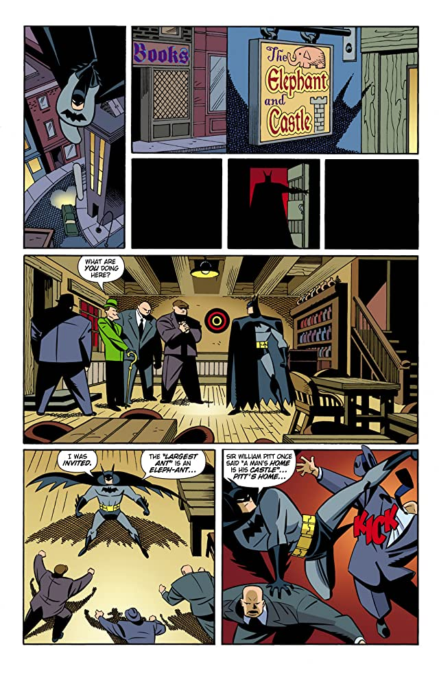 Batman Adventures (2003-2004) #11
