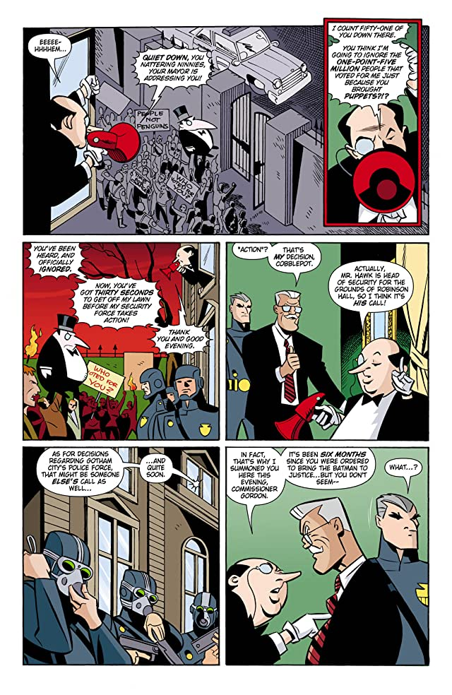 Batman Adventures (2003-2004) #13