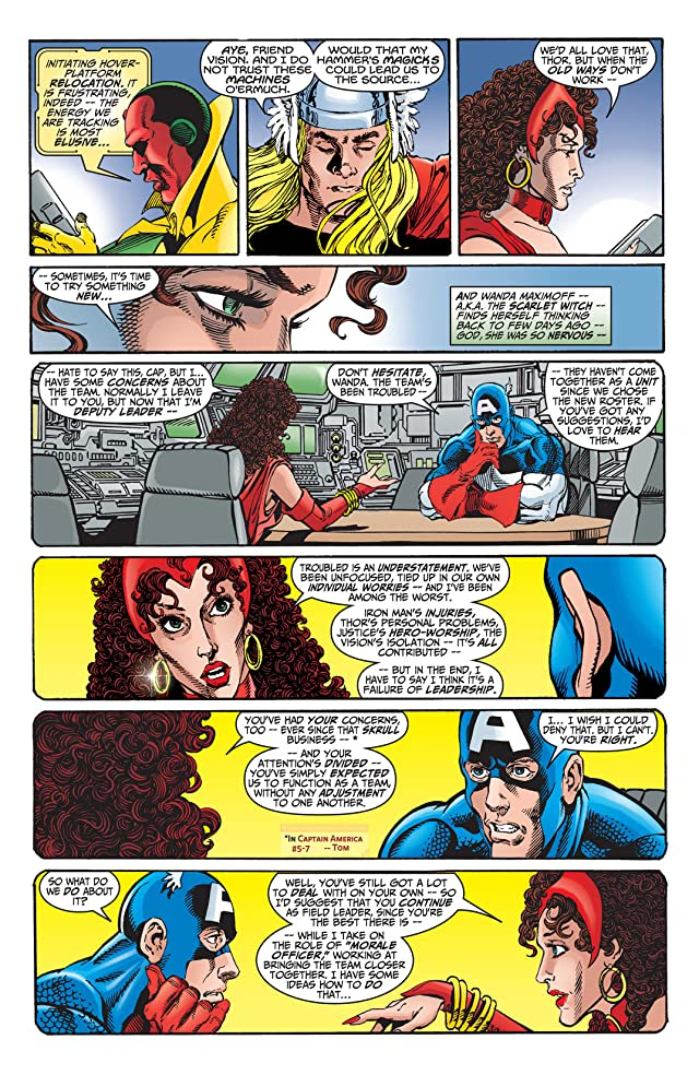 click for super-sized previews of Avengers (1998-2004) #15