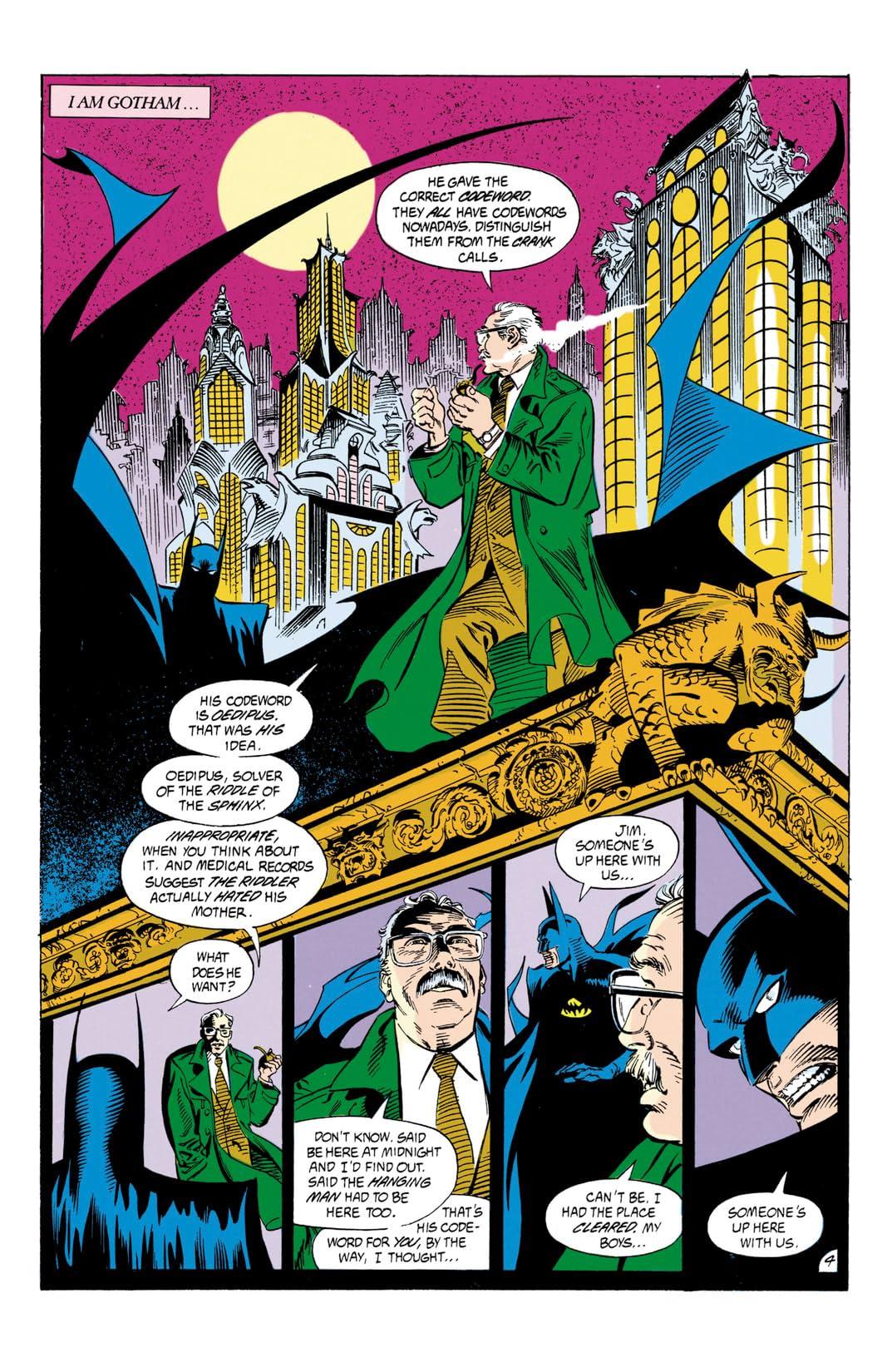 DC Comics Presents: Batman - Dark Knight, Dark City #1