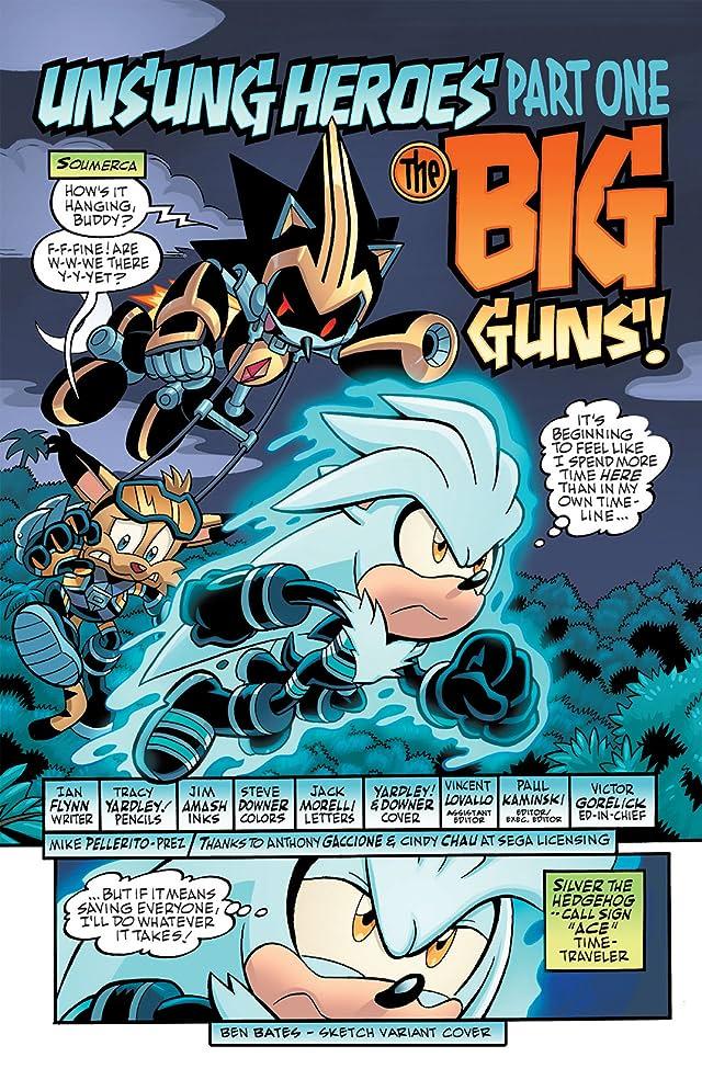 Sonic Universe #41