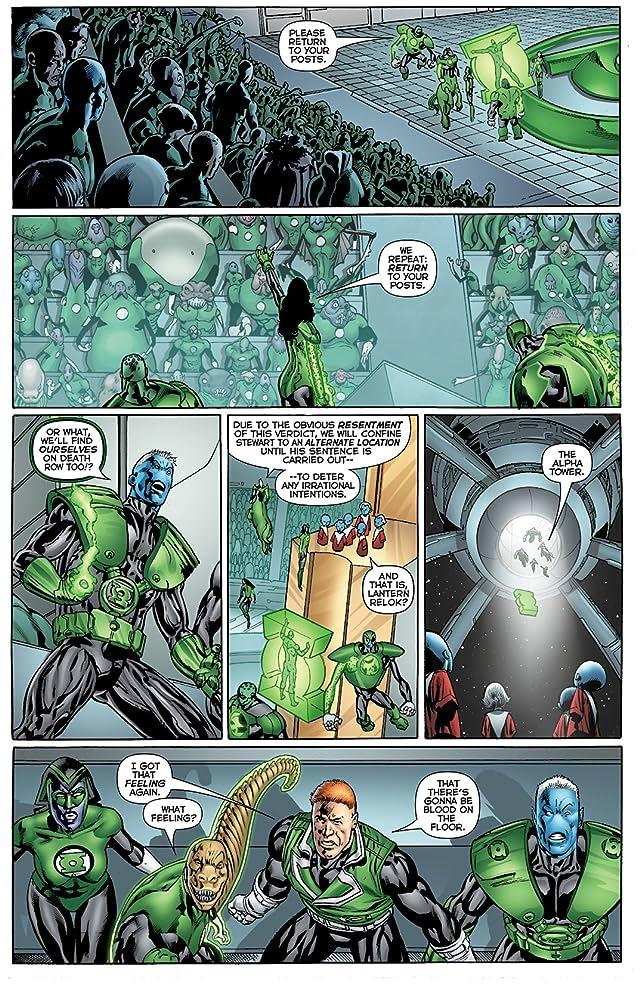 Green Lantern Corps (2011-2015) #10