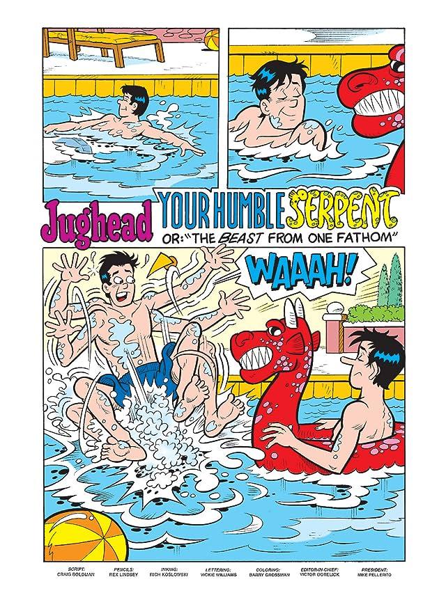 Jughead Double Digest #182