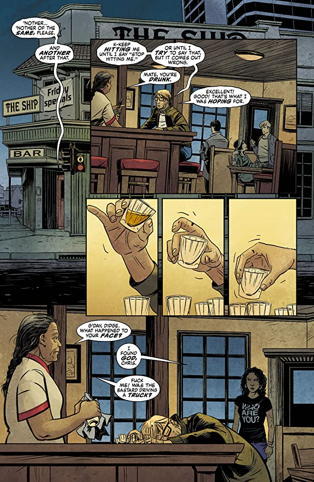 The Unwritten #38
