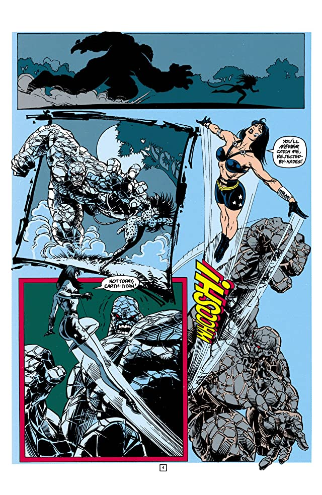 click for super-sized previews of Wonder Woman (1987-2006) #96