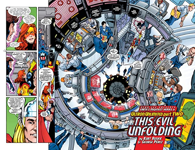 click for super-sized previews of Avengers (1998-2004) #20