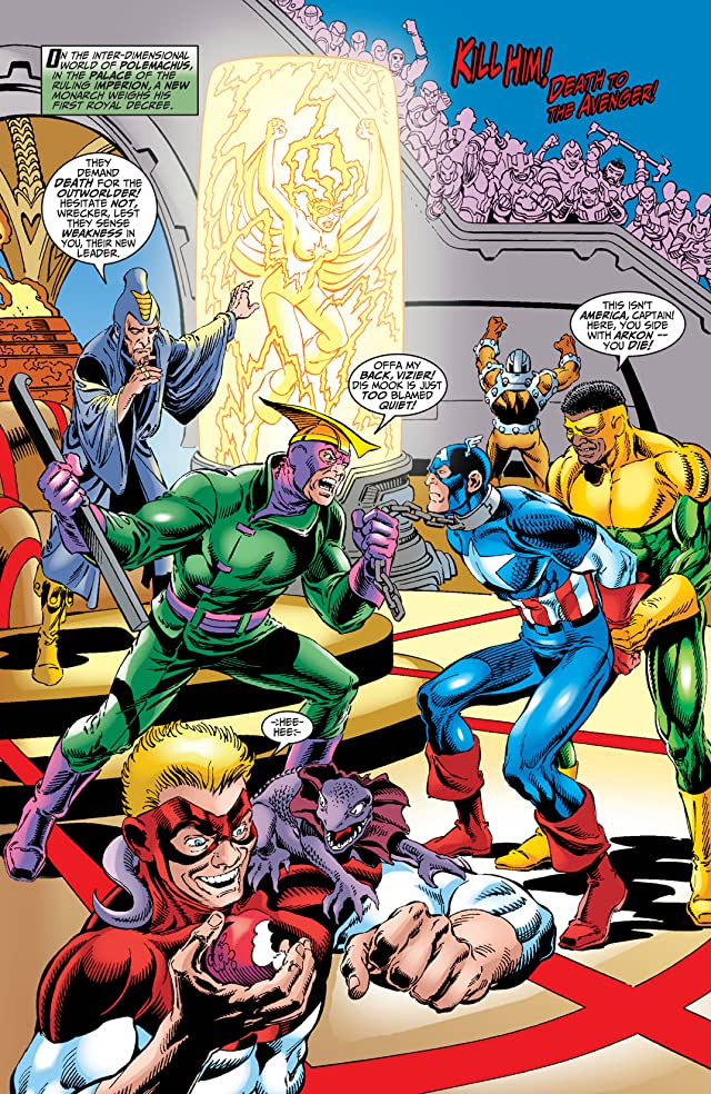 click for super-sized previews of Avengers (1998-2004) #18