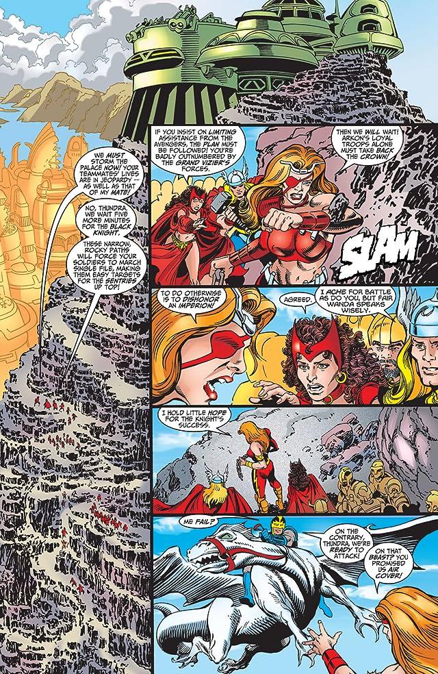 Avengers (1998-2004) #18