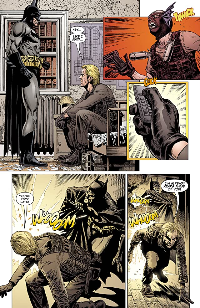 click for super-sized previews of Batman: Legends of the Dark Knight #199
