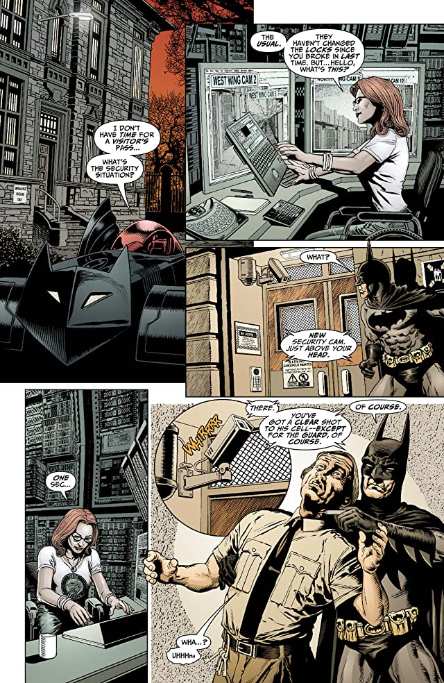 click for super-sized previews of Batman: Legends of the Dark Knight #198