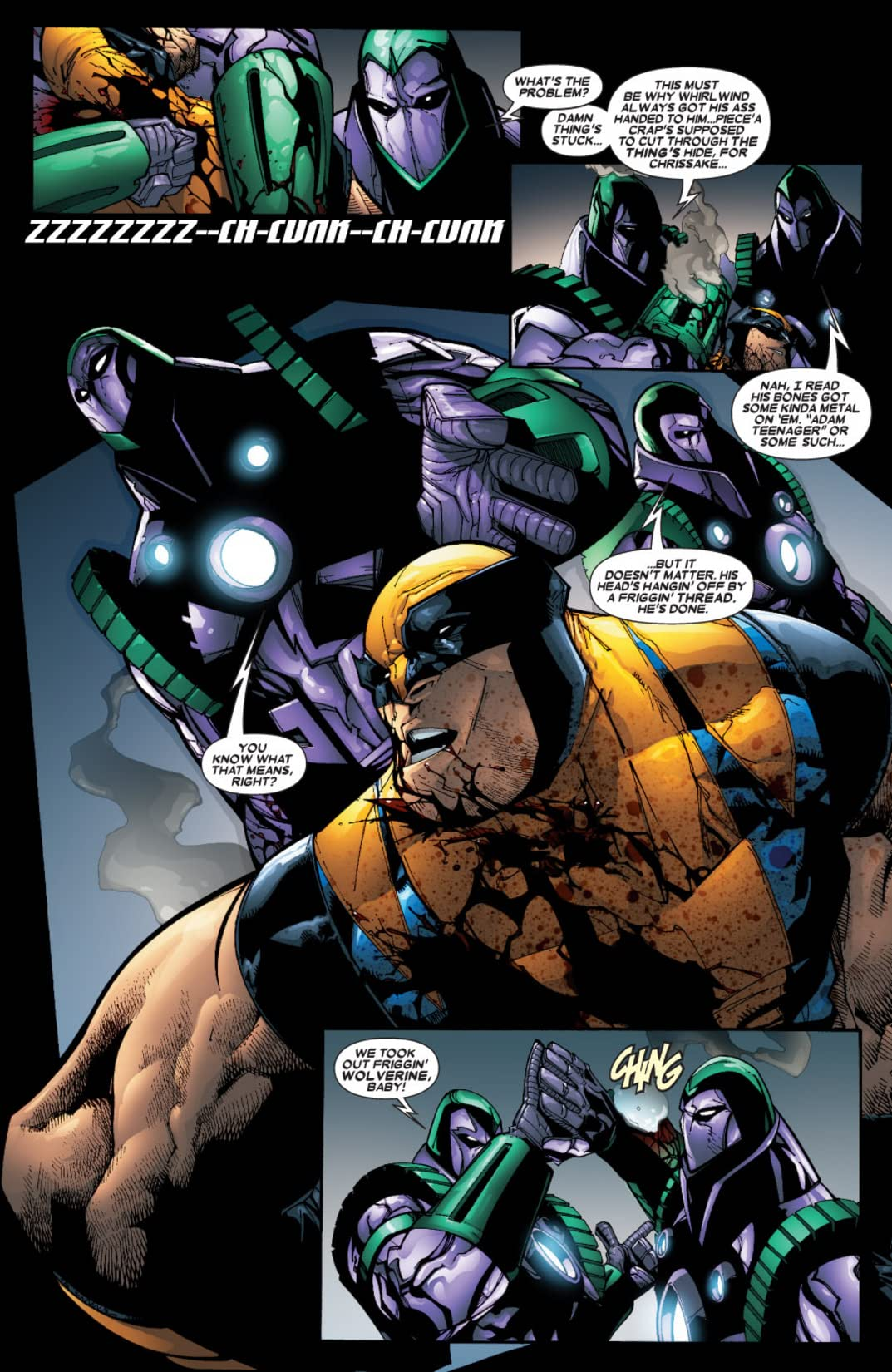 Wolverine (2003-2009) #47