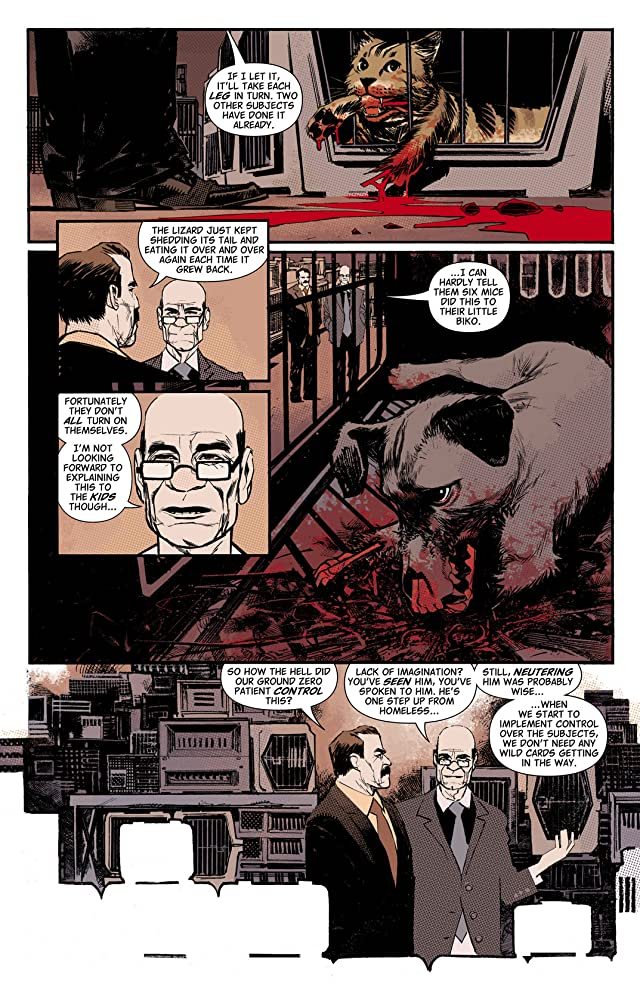John Constantine: Hellblazer - City of Demons #2 (of 5)