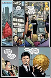 Captain America and Iron Man #633