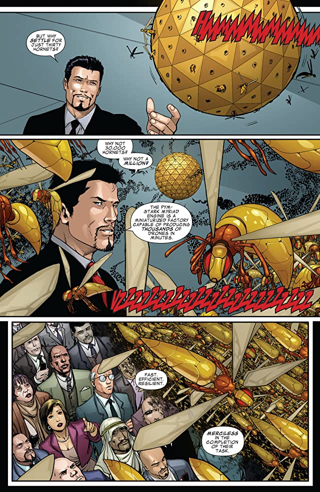 click for super-sized previews of Captain America and Iron Man #633