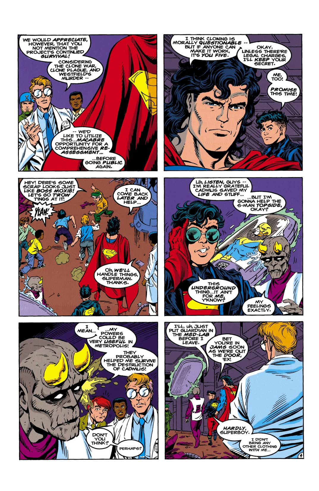 Superboy (1994-2002) #6