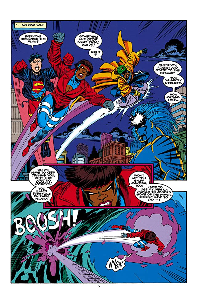 click for super-sized previews of Superboy (1994-2002) #7