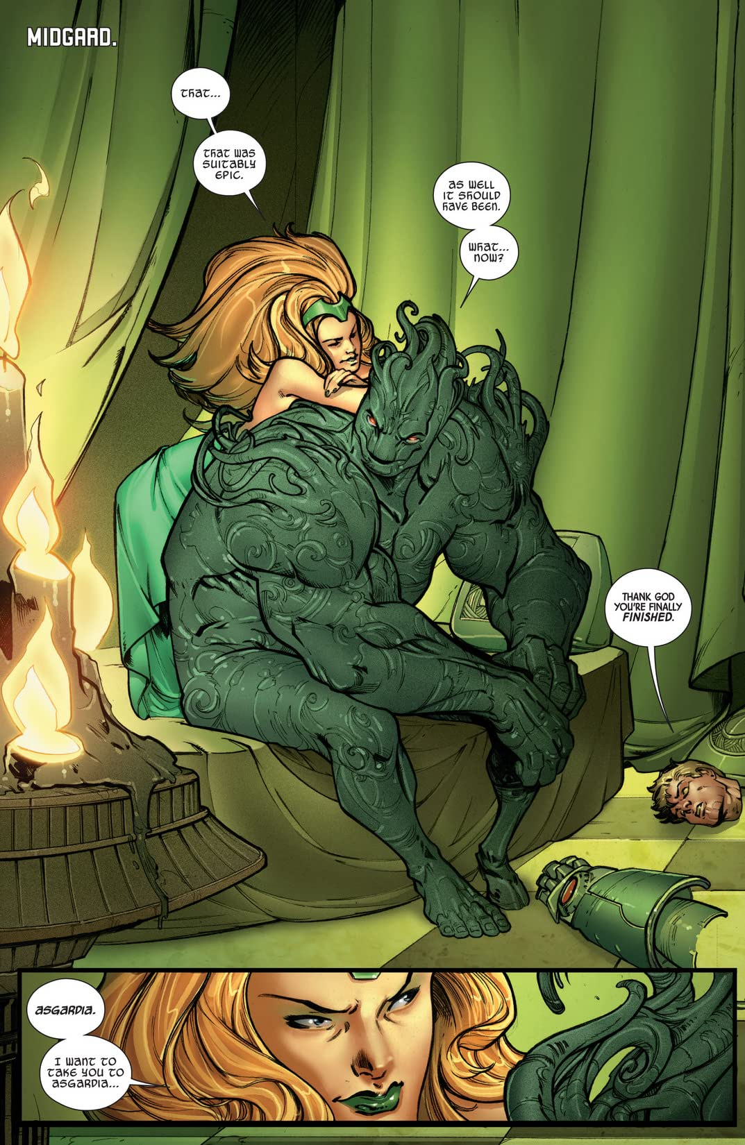 The Mighty Thor (2011-2012) #16