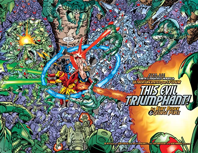 click for super-sized previews of Avengers (1998-2004) #22
