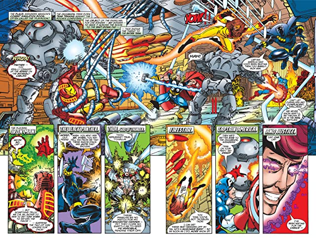 click for super-sized previews of Avengers (1998-2004) #23