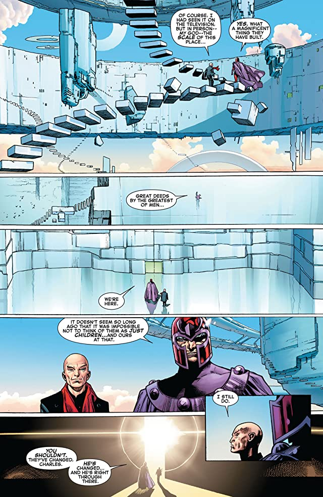 click for super-sized previews of Avengers vs. X-Men #6