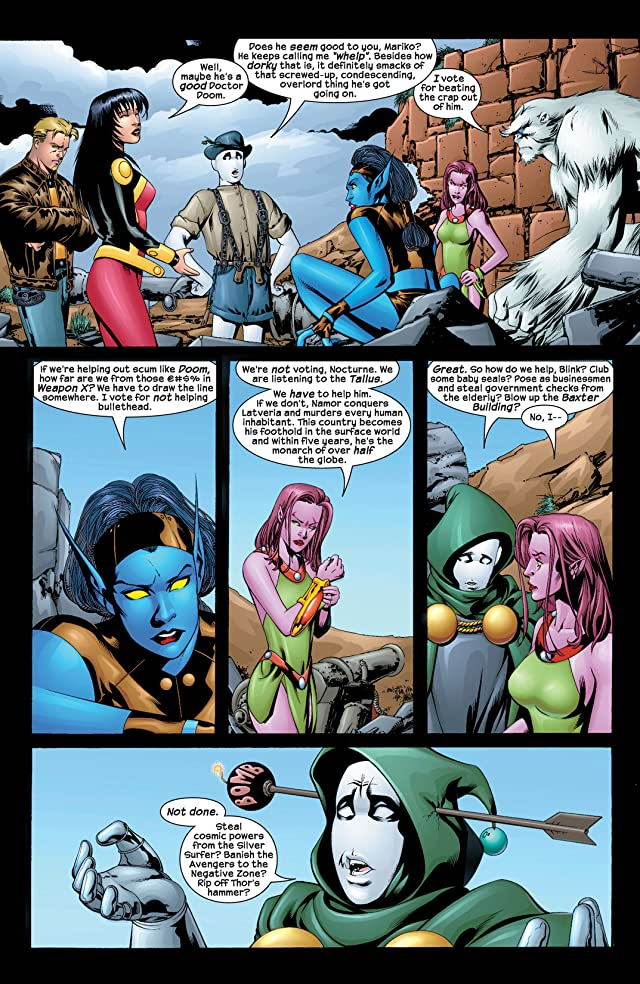click for super-sized previews of Exiles (2001-2008) #14