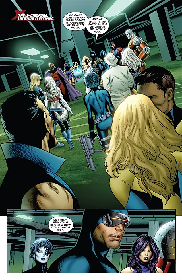 click for super-sized previews of Uncanny X-Men (2011-2012) #12