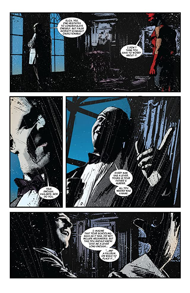 click for super-sized previews of Daredevil Noir #3