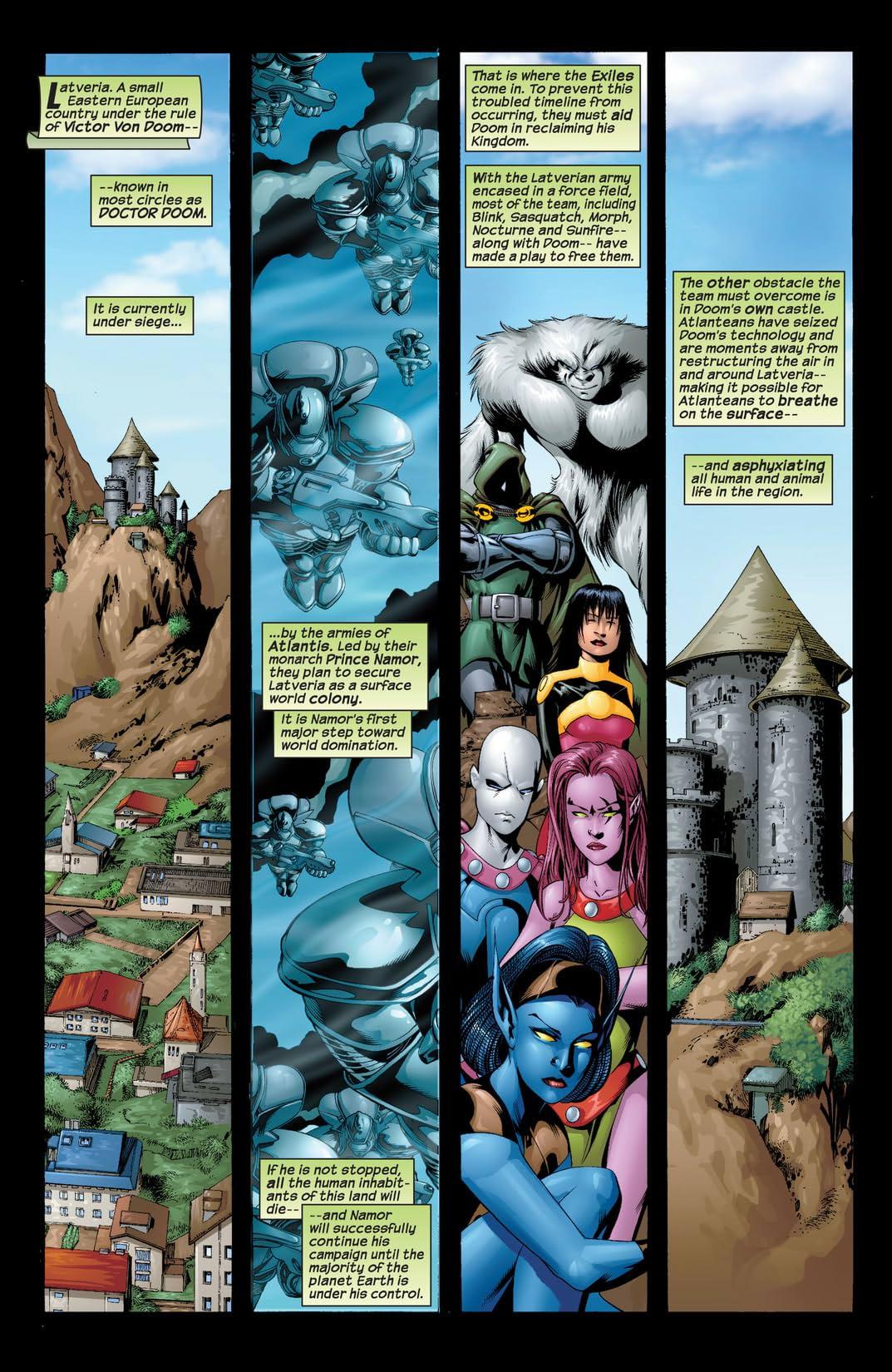 Exiles (2001-2008) #15