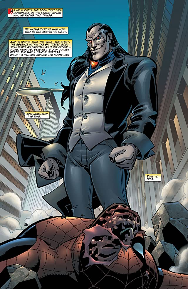 Friendly Neighborhood Spider-Man (2005-2007) #3