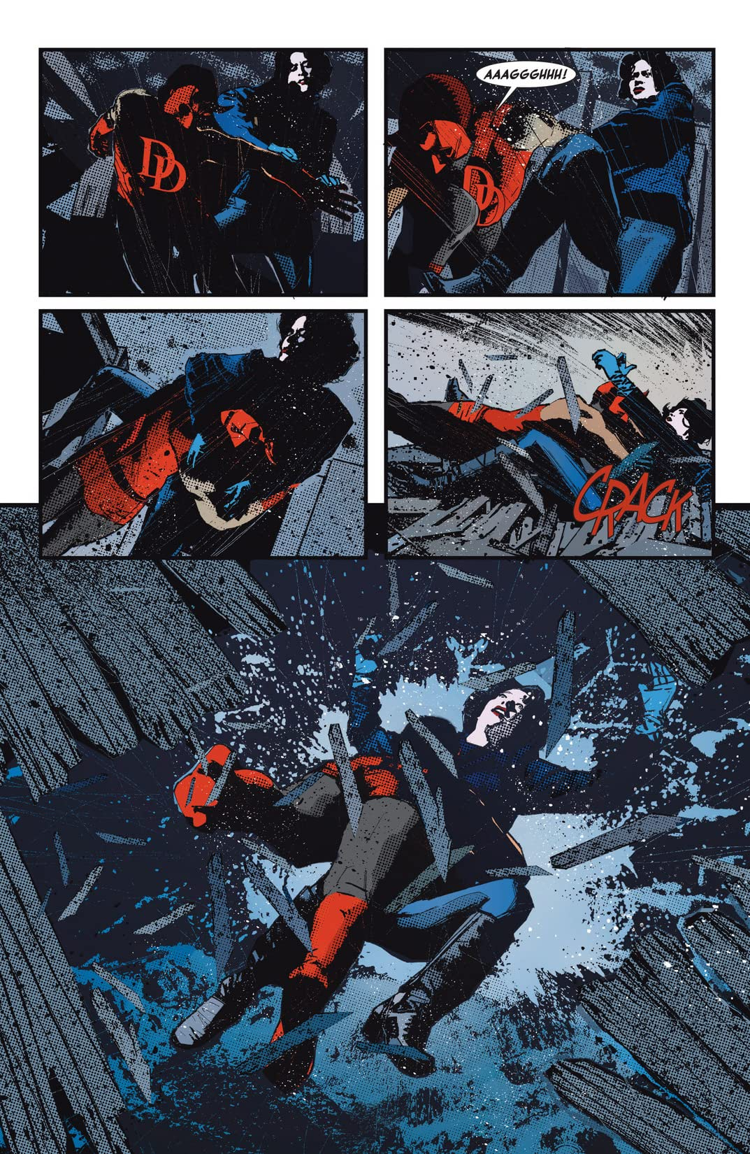 Daredevil Noir #4 (of 4)