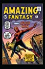 click for super-sized previews of Amazing Fantasy #15: Spider-Man!