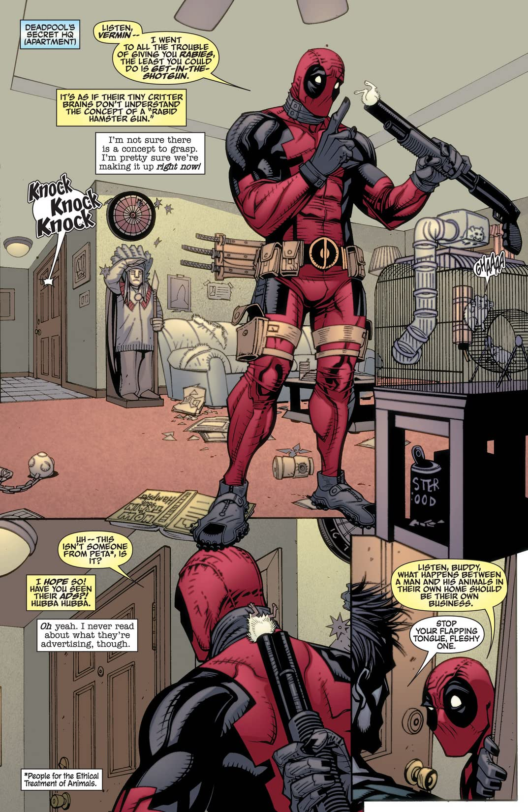 Deadpool Team-Up #890