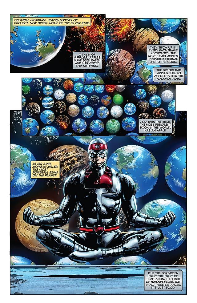 Kirby: Genesis - Silver Star #6