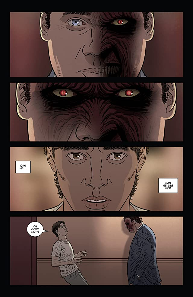 click for super-sized previews of Whispers #3
