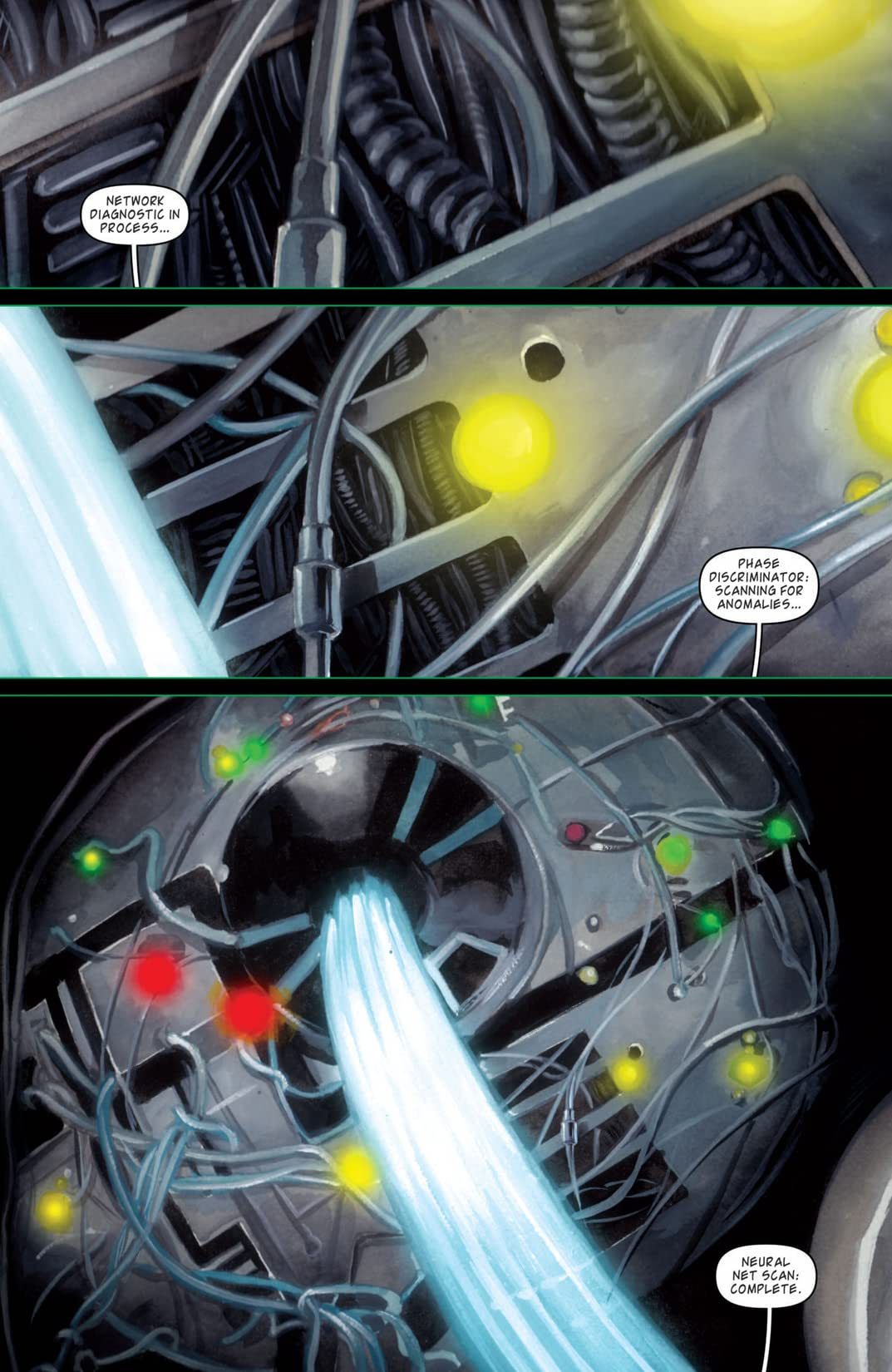 Star Trek: The Next Generation/Doctor Who: Assimilation #2