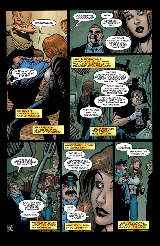 Witchblade #66