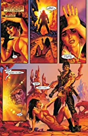 Vampirella Masters Series Vol. 6: James Robinson